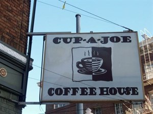Cup A Joe Coffeehouse