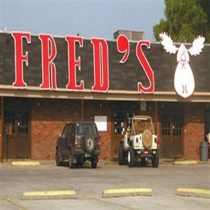 Fred's in Tigerland