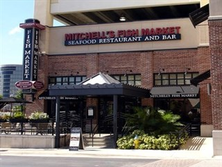 Join the happy hour at iavarone 39 s steakhouse italian for Mitchell s fish house