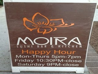 Moira Sushi Bar and Kitchen