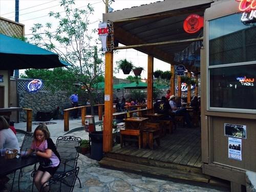 aceitunas beer garden - The Garden El Paso