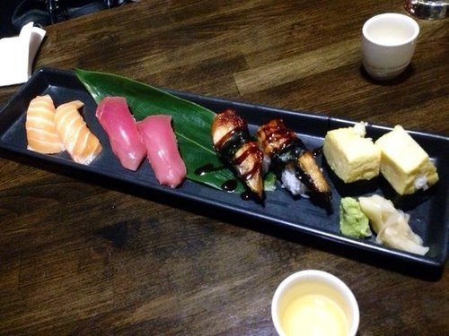 Join the Happy Hour at Kama Sushi SoMa in San Francisco, CA