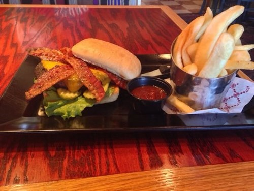 rows · You have found Red Robin menu prices. Red Robin Burgers and Brews is a casual .