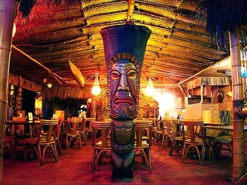 Join The Happy Hour At Kon Tiki Restaurant Amp Lounge In