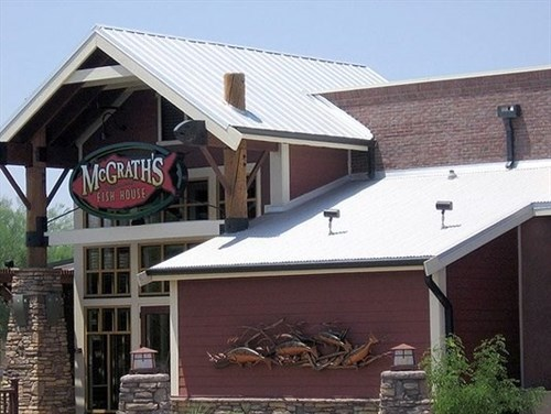 Join the happy hour at mcgrath s fish house in medford or for Mcgraths fish house