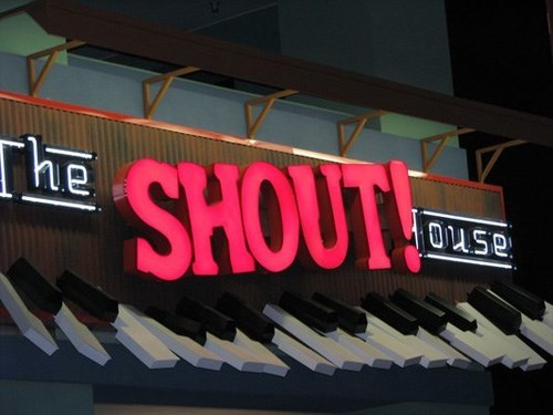 The shout house glendale