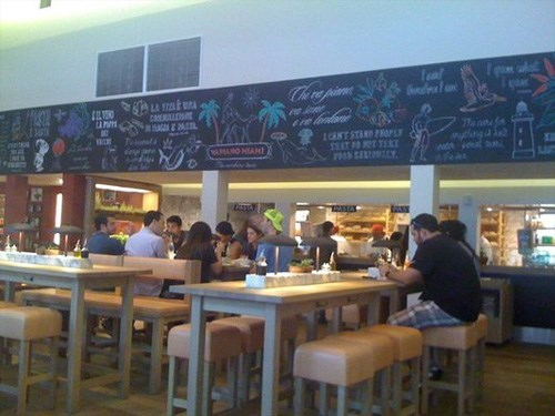 Join the Happy Hour at Vapiano in Miami, FL 33131