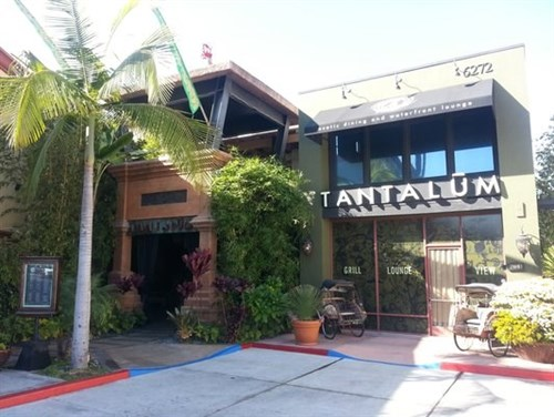 Join the Happy Hour at Tantalum Restaurant in Long Beach, CA 90803