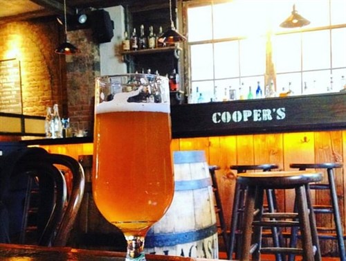Cooper S Craft And Kitchen Happy Hour