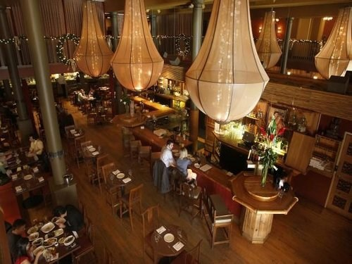 Join the Happy Hour at E & O Kitchen and Bar in San Francisco, CA 94108