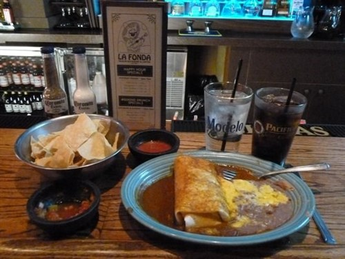 Join The Happy Hour At La Fonda Mexican Restaurant Cantina