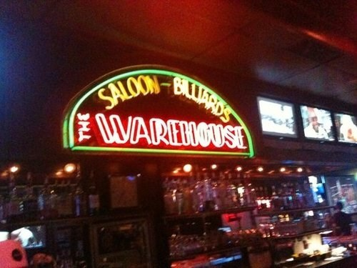 Warehouse Saloon & Billiards