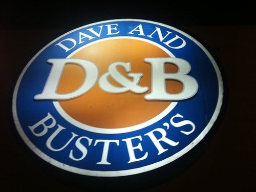 Dave and Busters are a chain of restaurants that aim to entertain their customers with an impressive selection of games. You can find both classic arcade games and popular modern games, and there is a huge number of prizes to be won too.