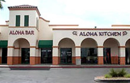 Join The Happy Hour At Aloha Kitchen On S Decatur Blvd