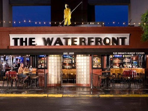 Waterfront Bar & Grill