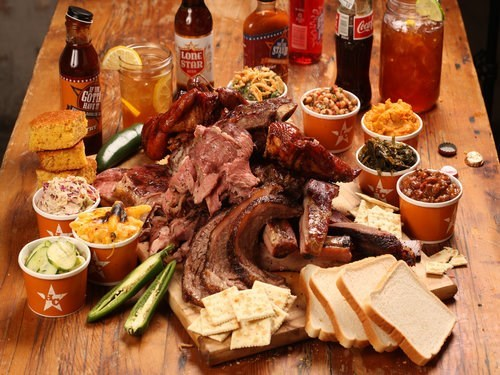 Join The Happy Hour At Hill Country Bbq Market In