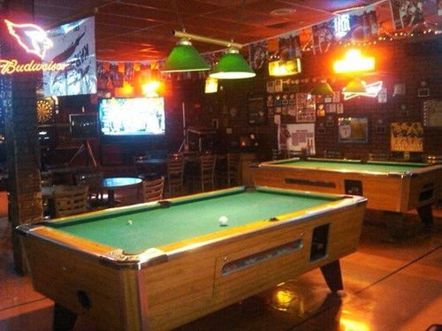 Join The Happy Hour At Westwood Tap Grill In Phoenix AZ - Westwood pool table