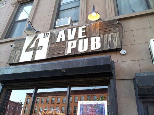 Fourth Avenue Pub