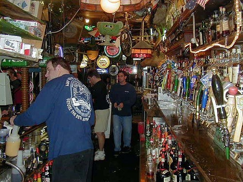 Join The Happy Hour At Goat Hill Tavern In Costa Mesa Ca