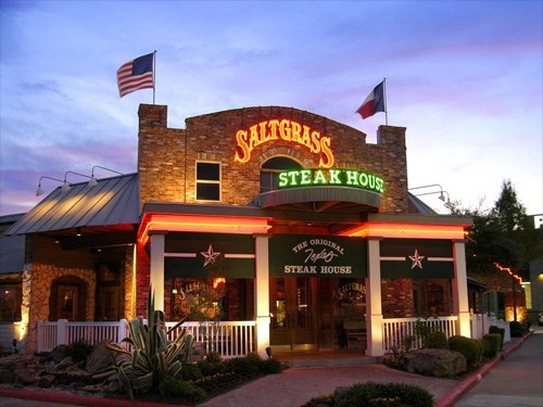 Join The Happy Hour At Saltgrass Steak House In Houston Tx