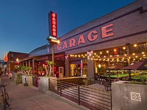 Join The Happy Hour At Garage Billiards In Seattle Wa 98122