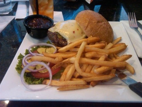 Join the Happy Hour at Keegan's Grill & Taproom Foothills in Phoenix Food on