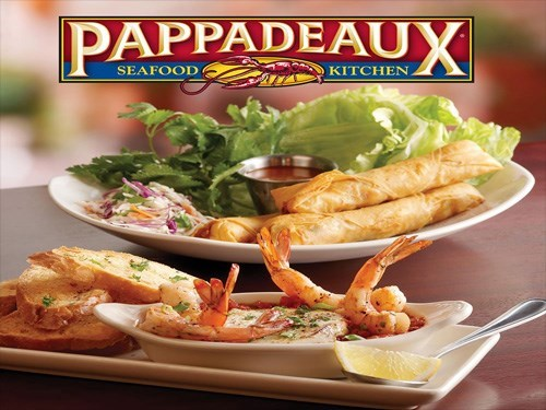 Join the Happy Hour at Pappadeaux Seafood Kitchen in Houston, TX 77098
