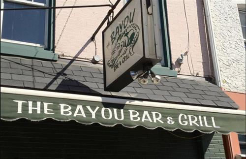 Bayou bar and grill manayunk