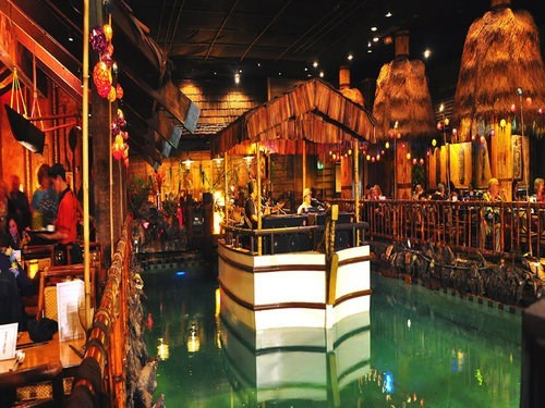 Join the Happy Hour at Tonga Room in San Francisco, CA 94108