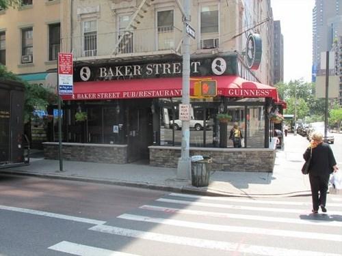 bars on baker street