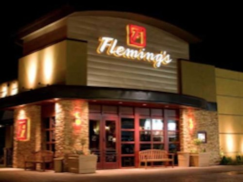 Join The Happy Hour At Fleming S Prime Steakhouse In