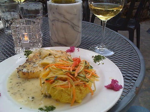 Join the Happy Hour at Caffe Boa in Phoenix, AZ 85044 Food on