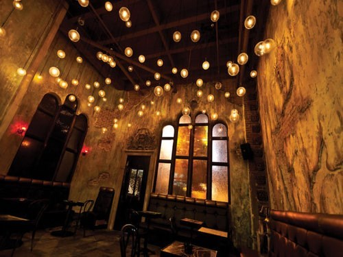 Join the happy hour at salvage bar lounge in los angeles for Salvaged building materials los angeles