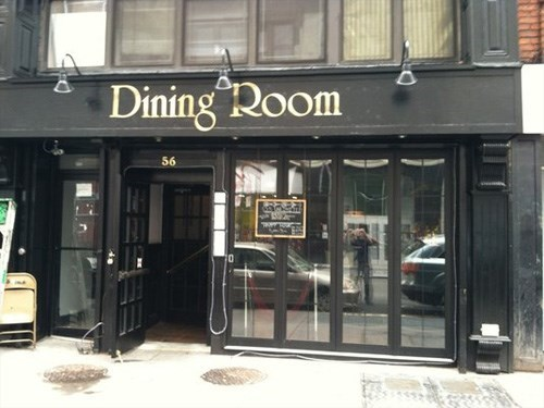 Join The Happy Hour At Dining Room In Brooklyn Ny 11201